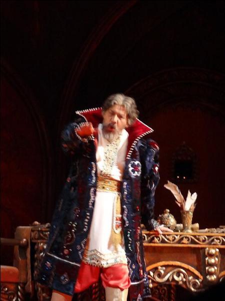 Qu'est-ce qui a présidé au livret de l'opéra  Boris Godounov  de Moussorgski ?