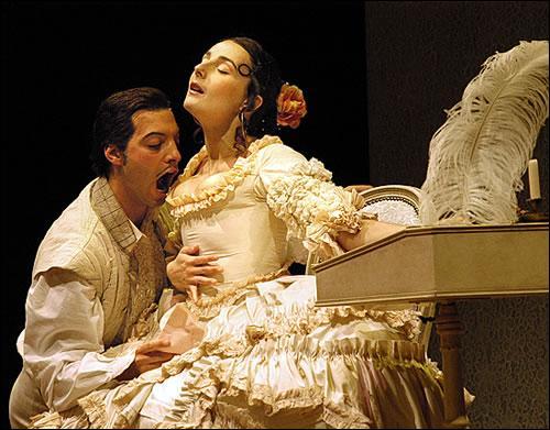 L'opéra  Le barbier de Séville  de Rossini est un classique du répertoire lyrique. D'où vient son livret ?