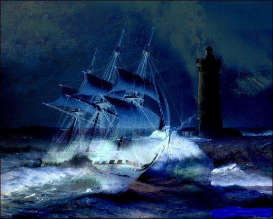 Qu'est-ce qui a présidé au livret de l'opéra  Le vaisseau fantôme  de Wagner ?