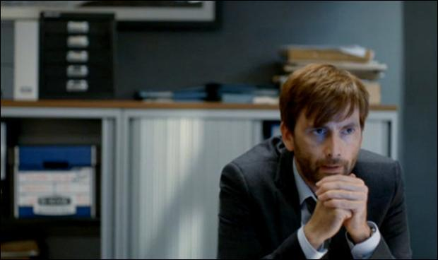 Gracepoint , la version US du show, Alec Hardy change de nom pour devenir...