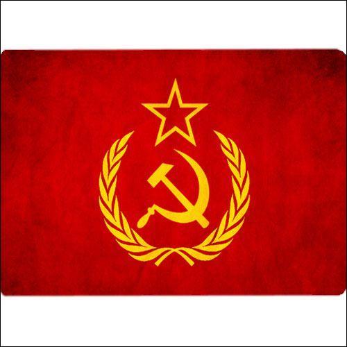 Quand a été créée l'Union des républiques socialistes soviétiques ?