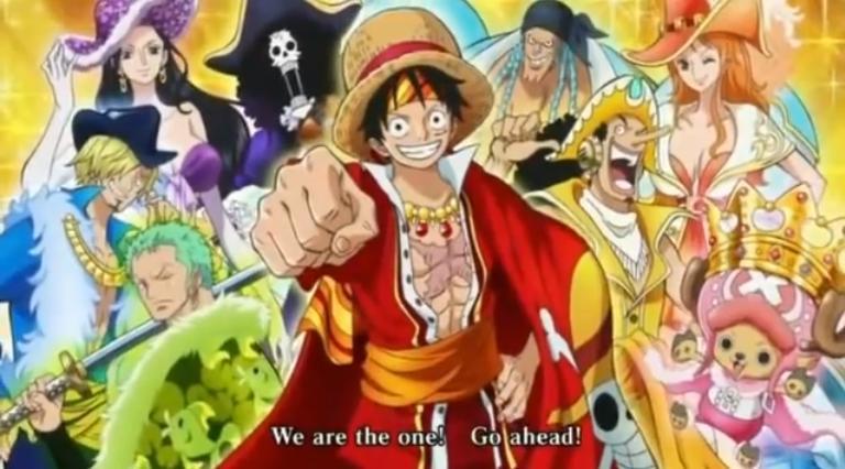 One Piece - Générique, Opening 17 !