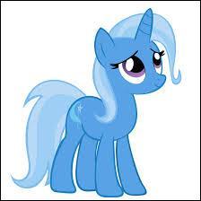 Trixie est-elle une alicorne ?