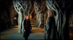 Comment s'échappent-ils de la prison des elfes ?