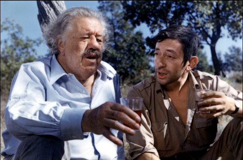 Mon acteur adoré sera Michel Simon (1895-1975), et j'ai de la chance : en 50 ans de carrière, il a tourné 2 films par an. Un immense cinéaste disait de lui :  Je vais vous montrer le plus grand acteur du monde , et il projeta...