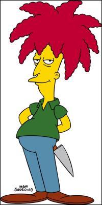 Quel est le vrai nom de ce personnage qui a essayé de tuer Bart à plusieurs reprises ?