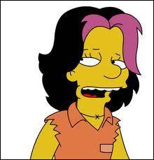 Quel est le nom de cette fille que Bart rencontre dans une prison pour mineurs et dont il tombe amoureux ?