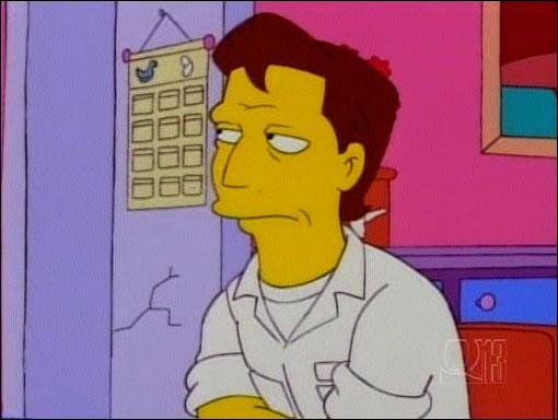Comment s'appelle le prisonnier que Marge aide à libérer et qui est engagé pour peindre une fresque murale à l'école élémentaire de Springfield ?