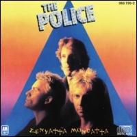 Quelle chanson retrouve-t-on sur cet album de Police ?