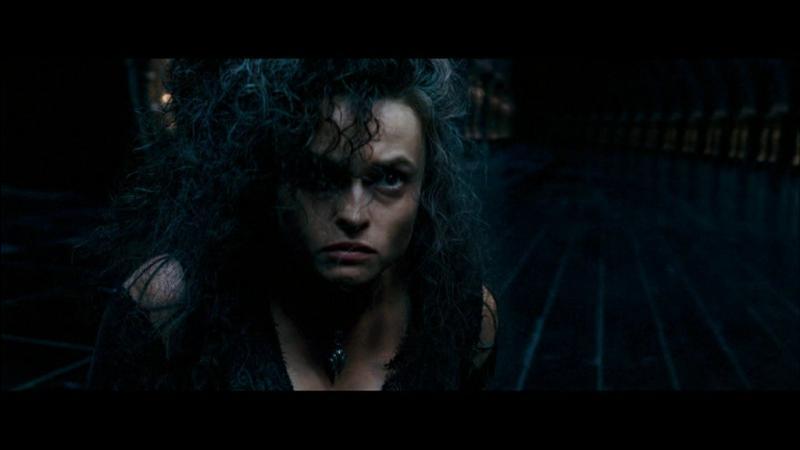Lors de quelle bataille, se déroulant dans  Harry Potter et l'Ordre du Phénix , Harry Potter fait-il usage du sortilège magique Doloris sur la Mangemort Bellatrix Lestrange suite à la mort de son parrain Sirius Black ?