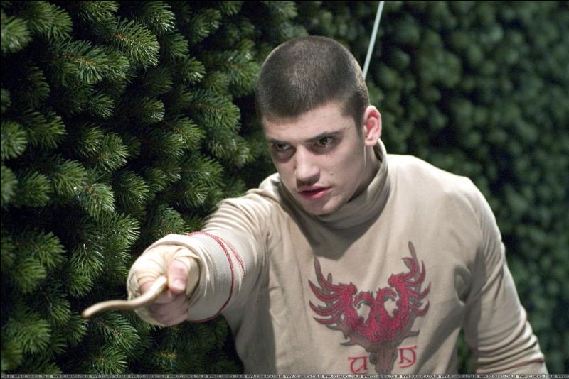 Dans  Harry Potter et la Coupe de feu , quel sorcier / quelle sorcière participant au Tournoi des Trois Sorciers est placé(e) sous le sortilège magique de l'Imperium par Barty Croupton Jr. , lors de la troisième tâche se déroulant dans le labyrinthe ?