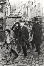 Monarchistes (légitimistes et orléanistes), Bonapartistes et Républicains se disputent le pouvoir. L'insurrection républicaine des 5 et 6 juin 1832 a servi de cadre à un tome mémorable d'un célèbre roman. Lequel ?