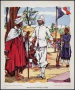 Pendant la monarchie de Juillet, l'empire colonial français commence à prendre de l'ampleur. Quel territoire est colonisé à partir de 1830 ?
