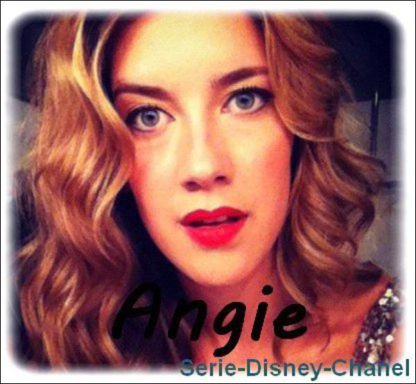 Dans quelle saison Angie part-elle en France ?