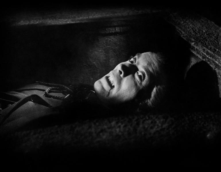 Que faut-il faire pour que Dracula ne puisse pas sortir de son cercueil ?