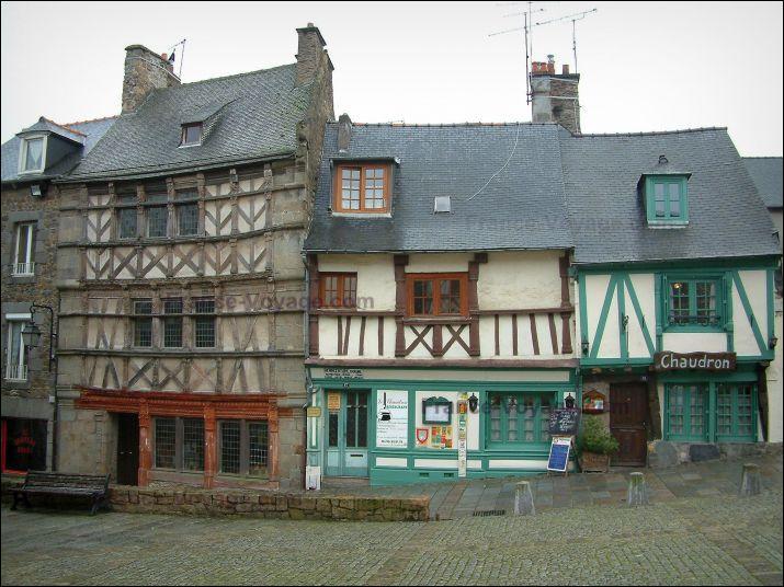 Saint-Brieuc a donné son nom à...