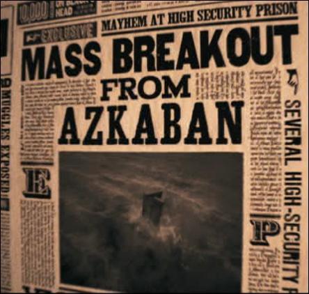 En Janvier 1996, alors que Harry Potter est déjà entré dans sa cinquième année à Poudlard, une évasion massive se produit à la prison d'Azkaban. Combien de membres de la famille Lestrange parviennent à s'enfuir, dans  Harry Potter et l'Ordre du Phénix  ?