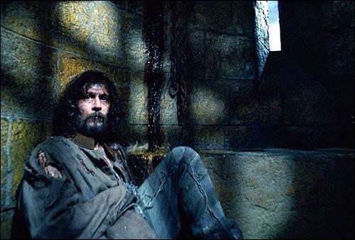 Selon les propos mêmes rapportés par Sirius Black dans la saga  Harry Potter , pourquoi était-il insensible à l'environnement hostile ainsi que désespérant de la prison d'Azkaban ?