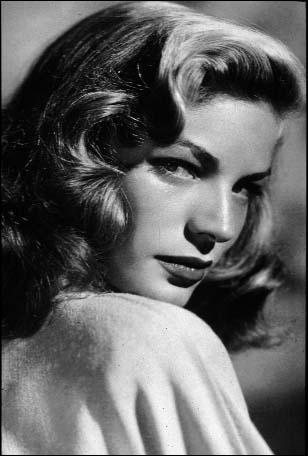 Elle fut surnomée 'The Look' et son mari fut Bogart