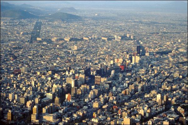 Quelles sont les 4 agglomérations tentaculaires en formation en Amérique latine ?