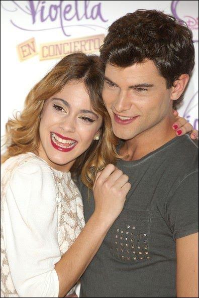 Dans quel épisode Diego et Violetta se rencontrent-ils ?