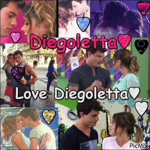Violetta commence-t-elle à avoir des sentiments pour Diego ?
