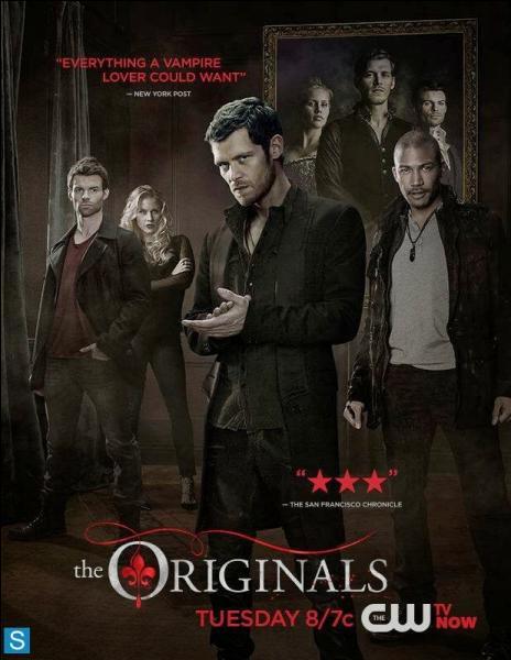 De quelle série  The Originals  est-elle la série dérivée ?