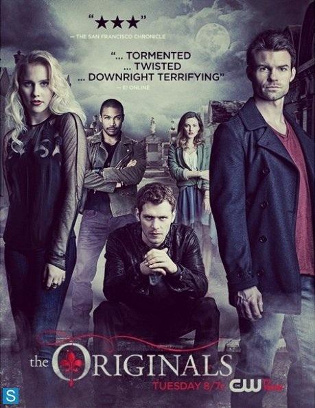 The Originals... Es-tu incollable ?