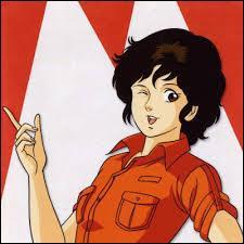 'Cat's Eyes' : Kisugi Ai est la deuxième fille de Michael Heintz.