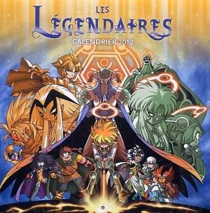 Les Légendaires, tome 17
