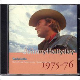 """Qui a écrit la célèbre chanson """"Gabrielle"""" en 1976, qui figure toujours au répertoire des chansons de Johnny Halliday sur scène ?"""