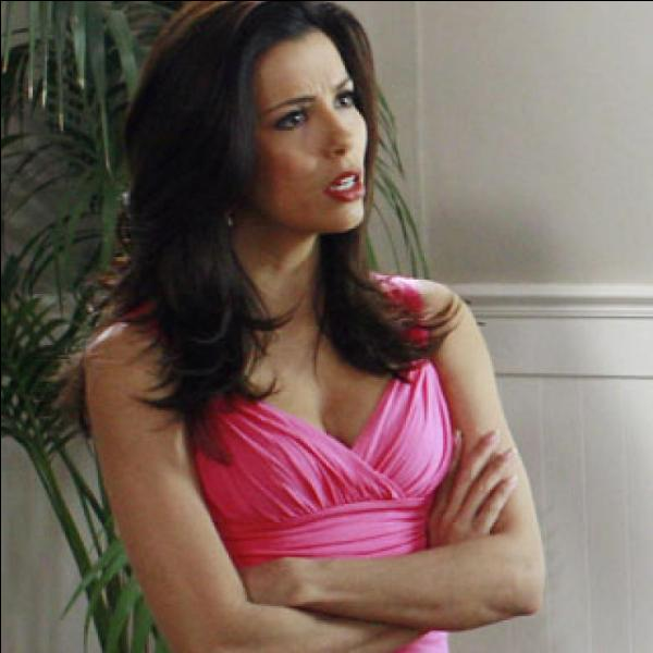 """De quelle origine est Gabrielle Solis, dans la série """"Desperate Housewives"""" ?"""