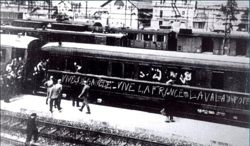 Le 4 septembre, Laval propose une décision aux Allemands aggravant une de leurs décisions qui se terminera par une loi en 1943. Cela « remplira » les maquis de la résistance. Quelle est-elle ?