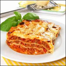 Quel est ce repas italien ?
