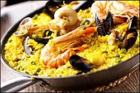 Quel est ce repas d'origine espagnole ?