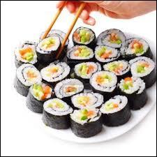 Quel est ce repas typiquement japonais ?