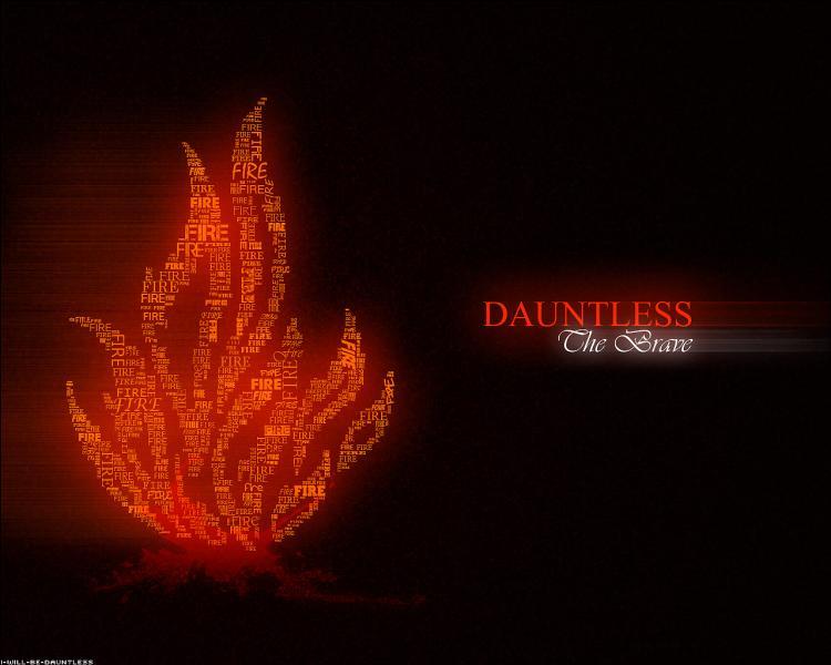Qu'est la faction  Dauntless  en français ?