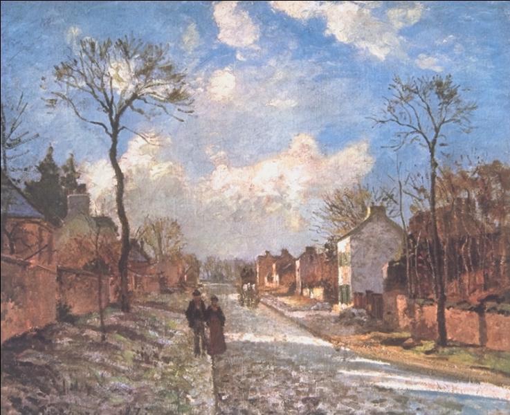 Quizz un peintre et ses oeuvres 4 quiz peintres oeuvres for Camille pissarro oeuvre