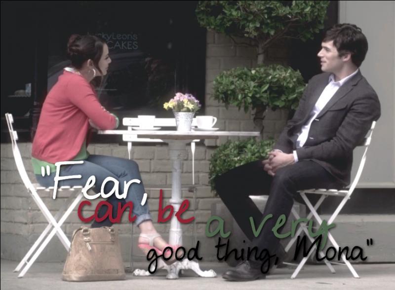 Épisode 14 : De quoi parle Mona et Ezra ?