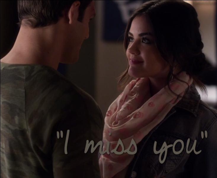 Épisode 16 : Qu'est-ce qu'Aria va annoncer à Jake ?