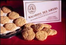 Laquelle de ces trois villes de Lorraine n'a pas pour spécialité le macaron ?