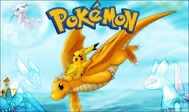 Quels sont les pokemon représentés  ?