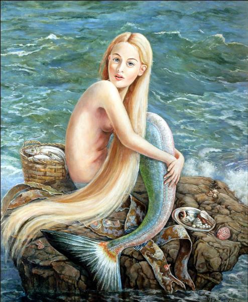 Quel est ce conte dont l'histoire de l'héroïne pourrait se terminer en queue de poisson ?