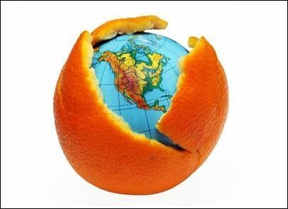 Le jeu de l'orange
