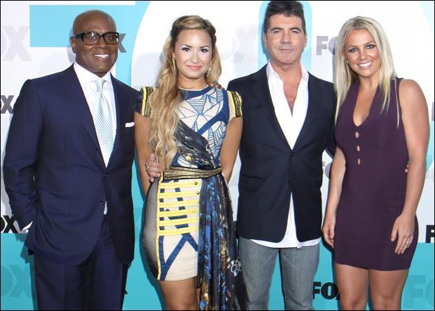 De 2012 à 2013, Demi faisait partie du jury de l'émission :