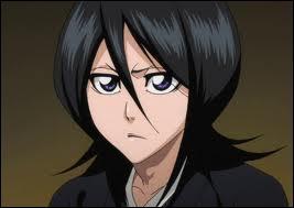 A quelle division appartient Rukia ?