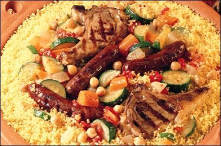 Quel est ce délicieux plat nord-africain d'origine berbère ?