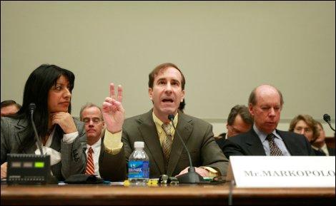 Bernard Madoff a été arrêté en décembre 2008. Un financier américain, Harry Markopolos, avait pourtant averti les autorités dès...