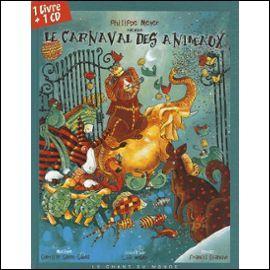 Quel animal est représenté par la contrebasse dans  Le carnaval des animaux  de Saint-Saëns ?