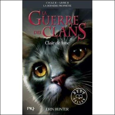 """Dans la nouvelle couverture de """"Clair de Lune"""", quel est le chat central ?"""